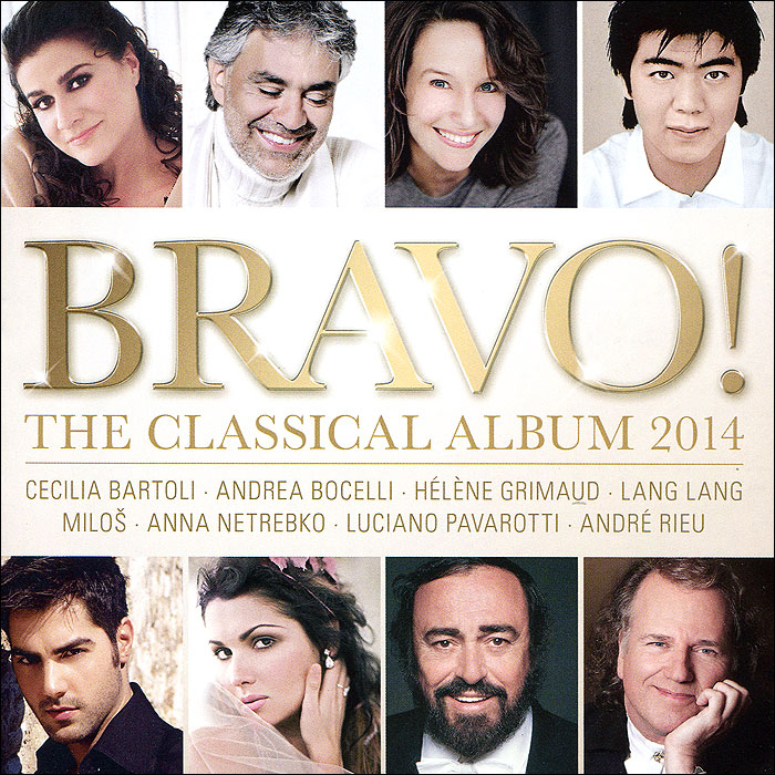Bravo! The Classical Album 2014 (2 CD) the bravo