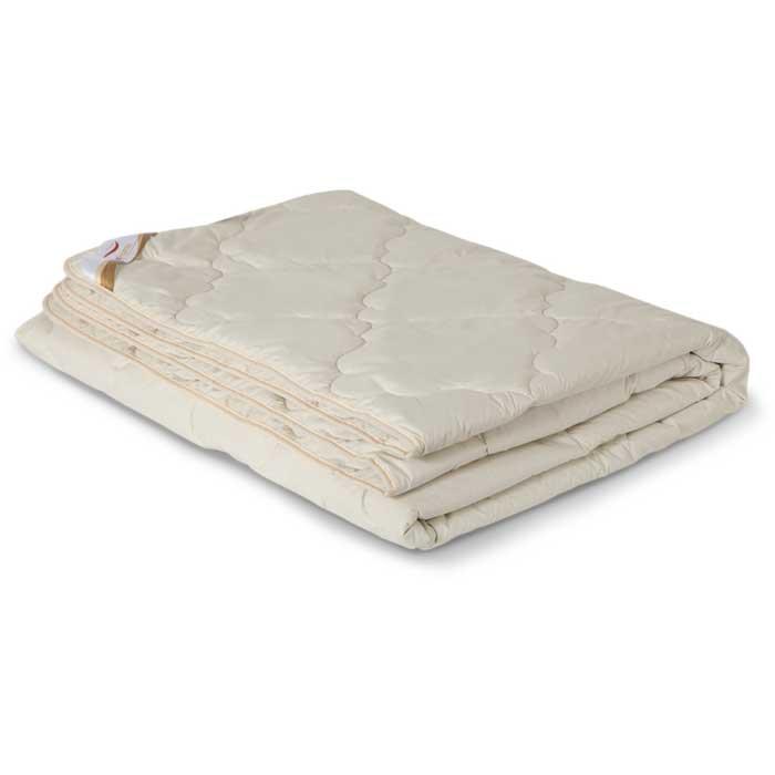 Одеяло облегченное OL-Tex Верблюжья шерсть, наполнитель: верблюжья шерсть, цвет: сливочный, 172 см х 205 смОВТ-18-2Чехол облегченного одеяла OL-Tex Верблюжья шерсть выполнен из высококачественного плотного материала тик (100% хлопок) сливочного цвета. Наполнитель - верблюжья шерсть с полиэстером. Одеяло простегано - значит, наполнитель внутри будет всегда распределен равномерно.Особенности наполнителя: - исключительные терморегулирующие свойства;- высокое качество прочеса и промывки шерсти; - великолепные ощущения комфорта и уюта. Верблюжья шерсть - обладает целебными качествами, содержит наиболее высокий процент ланолина (животного воска), благоприятно воздействующего на организм по целому ряду показателей: оказывает благотворное действие на мышцы, суставы, позвоночник, нормализует кровообращение, имеет профилактический эффект при заболевания опорно-двигательного аппарата. Кроме того, верблюжья шерсть антистатична.Одеяло упаковано в прозрачный пластиковый чехол на змейке с ручкой, что является чрезвычайно удобным при переноске.Рекомендации по уходу:- Стирка запрещена,- Нельзя отбеливать. При стирке не использовать средства, содержащие отбеливатели (хлор),- Не гладить. Не применять обработку паром,- Химчистка с использованием углеводорода, хлорного этилена, монофтортрихлорметана (чистка на основе перхлорэтилена),- Нельзя выжимать и сушить в стиральной машине.Размер: 172 см х 205 см.Плотность: 200 г/м2.