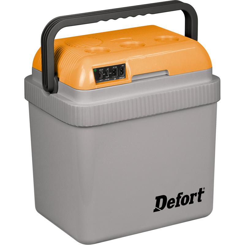 Холодильник автомобильный Defort DCF-12/230