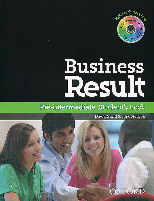 Business Result: Pre-intermediate Student's Book (+ DVD-ROM) evans v dooley j enterprise plus grammar pre intermediate