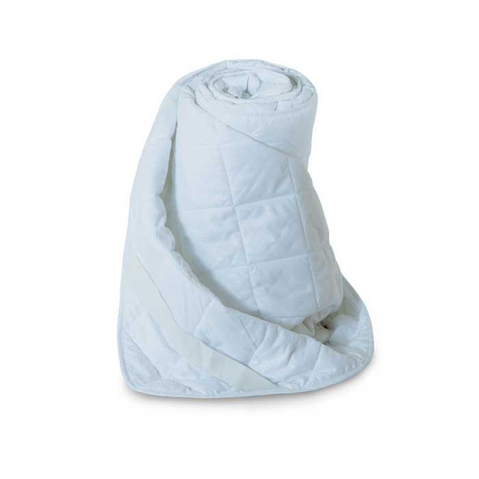 Наматрасник стеганый Miotex Холфитекс, полиэстер, цвет: белый, 140 х 200 смМХМ-140Чехол стеганого набивного наматрасника Miotex Холфитекс выполнен из мягкой приятной на ощупь микрофибры. Наполнитель - Холфитекс. Холфитекс - современный экологически чистый синтетический материал, изготовленный по новейшим технологиям. Его уникальность заключается в расположении волокон, которые позволяют моментально восстанавливать форму и сохранять ее долгое время. Изделия с использованием Холфитекса очень удобны в эксплуатации - их можно часто стирать без потери потребительских свойств, они быстро высыхают, не впитывают запахов и совершенно гиппоаллергенны. Холфитекс также обеспечивает хорошую терморегуляцию, поэтому изделия с наполнителем из холфитекса очень комфортны в использовании. Наматрасник Miotex Холфитекс - незаменимая вещь в вашей спальне, которая продлевает срок службы матраса, защищает его от пыли и загрязнений. Наматрасник крепится с помощью надежных резинок, расположенных по углам. Он прост в уходе и легко стирается в стиральной машине. Наматрасник прослужит долго, а его привлекательный внешний вид, при правильном уходе, сохранится на долгое время. Наматрасник Miotex Холфитекс - достойный выбор современной хозяйки! Характеристики: Материал чехла: микрофибра (100% полиэстер). Наполнитель: холфитекс. Цвет: белый. Плотность: 100 г/м. Размер наматрасника: 140 см х 200 см. Размеры упаковки: 50 см х 50 см х 8 см. Артикул: МХМ-140.