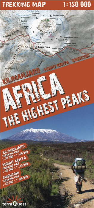 Africa: The Highest Peaks бокорез three mountain in japan sn130 3 peaks