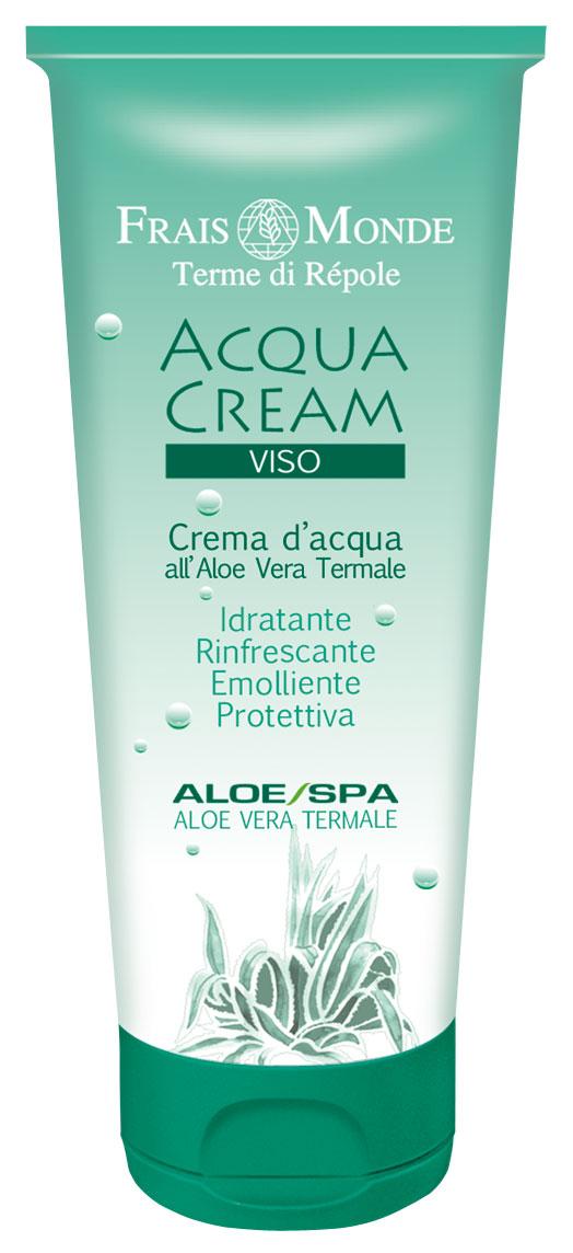 Frais Monde Аква-крем Aloe-Spa для лица, 50 мл tm chocolatte биотоник для лица аква баланс с пребиотиками 100 мл
