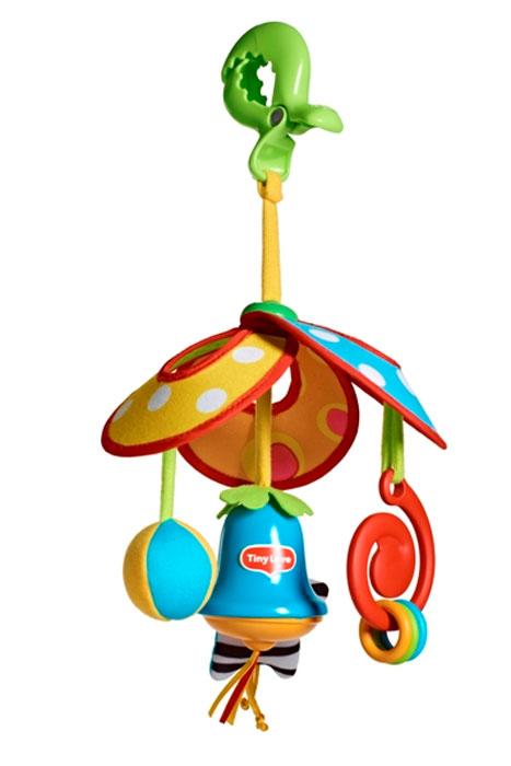 Игрушка-подвеска Tiny Love Веселая карусель tiny love веселая карусель механический подвес на коляску комплектация travel