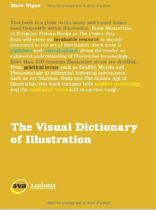 The Visual Dictionary of Illustration leander сервиз столовый соната летний луг 25 пр