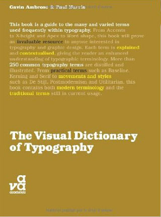 The Visual Dictionary of Typography the princeton dictionary of buddhism