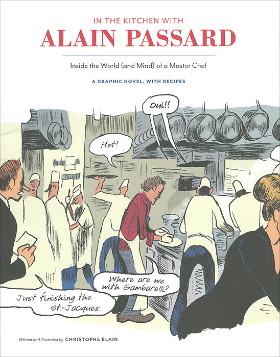 In the Kitchen with Alain Passard italiano parlato – the dynamic uncensored vocabulary learning book
