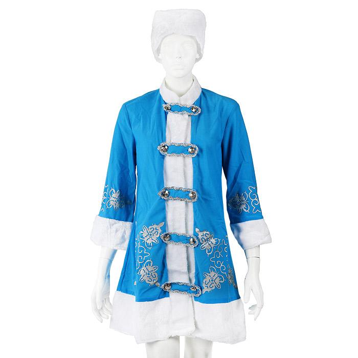 Новогодний костюм Снегурочки. 32101