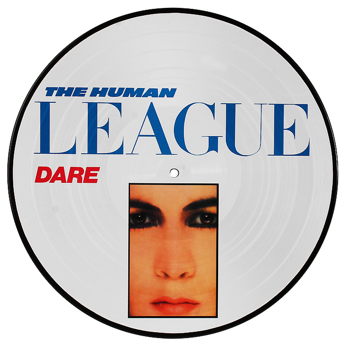 The Human League The Human League. Dare (LP)