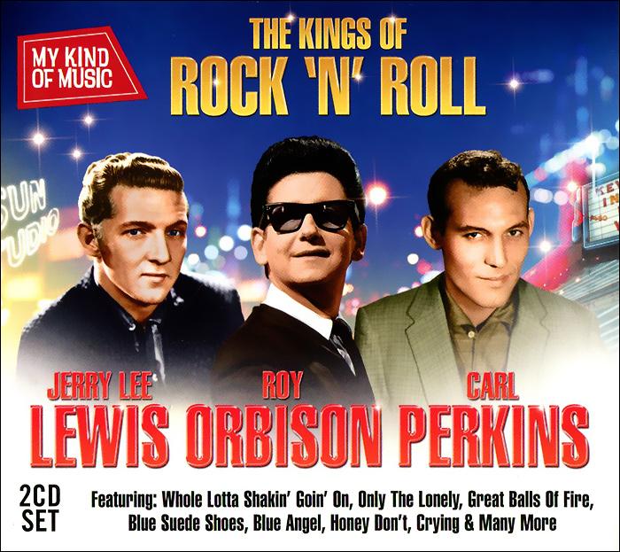 My Kind Of Music. Kings Of Rock 'N' Roll (2 CD) cd manowar kings of metal