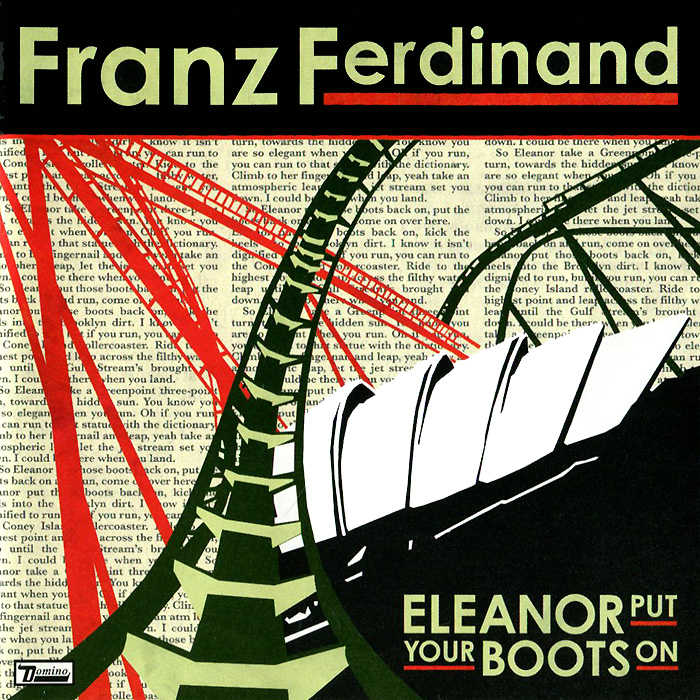 Franz Ferdinand Franz Ferdinand. Eleanor Put Your Boots On suede slip on round toe knee high boots