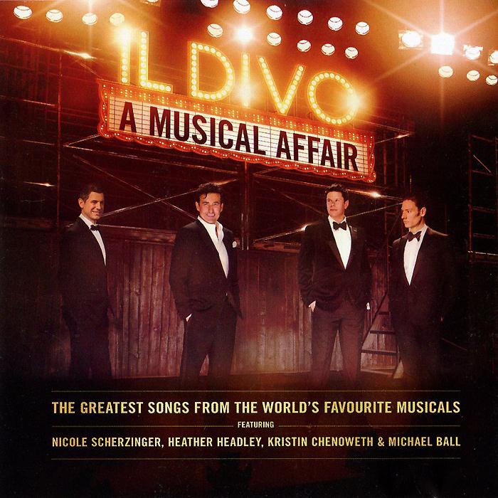 Il Divo Il Divo. A Musical Affair il divo montreal