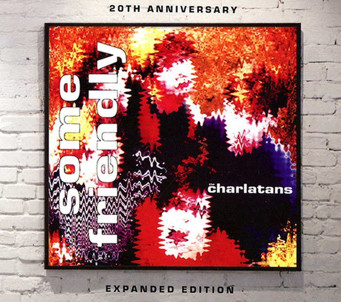 The Charlatans The Charlatans. Some Friendly. Expanded Edition (2 CD) spiritual beggars spiritual beggars ad astra lp