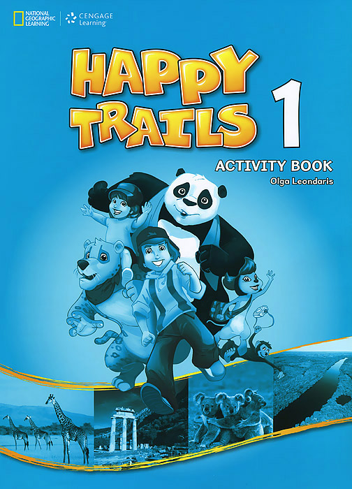 Happy Trail's 1: Activity Book: Discover, Experience, Learn happy trails 2 activity book