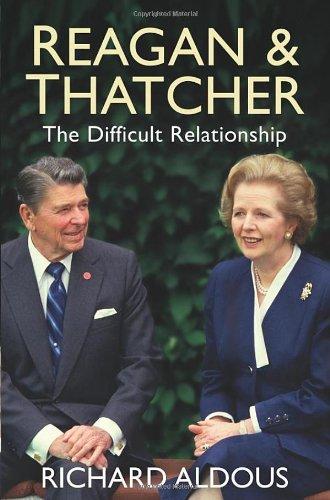 Reagan & Thatcher ronald reagan new deal republican