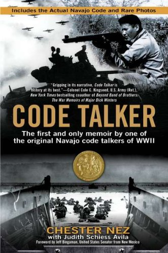 Code Talker: The First and Only Memoir By One of the Original Navajo Code Talkers of WWII the original 2mbi200l 060 code package machine disassemble