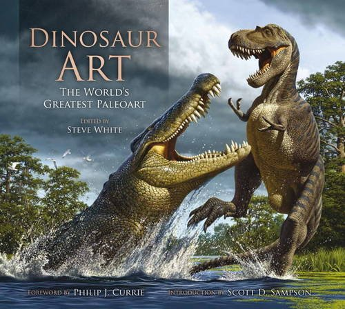 Dinosaur Art: The World's Greatest Paleoart contemporary and contracted creative personality retro art glass chandelier cafe restaurant study lamps act the role of milan