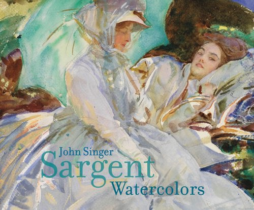 John Singer Sargent: Watercolors on murder considered as one of the fine arts
