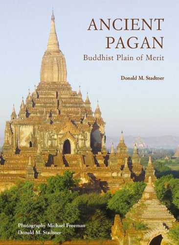 Ancient Pagan: Buddhist Plain of Merit