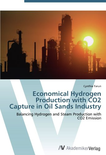 Economical Hydrogen Production with CO2 Capture in Oil Sands Industry: Balancing Hydrogen and Steam Production with CO2 Emission dearomatization of crude oil