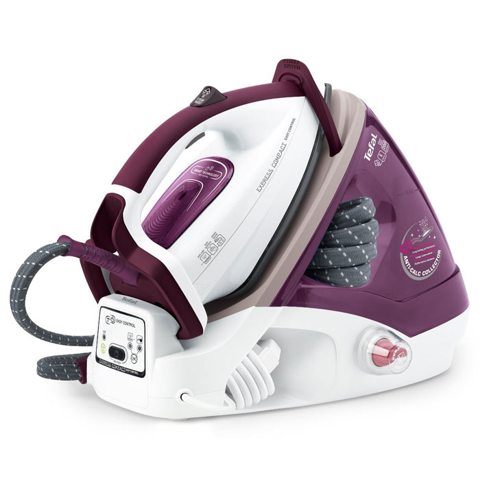 Tefal GV7620 Express Compact Easy Control парогенератор - Утюги