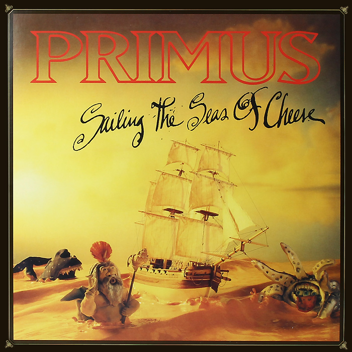Primus Primus. Sailing The Seas Of Cheese (LP)