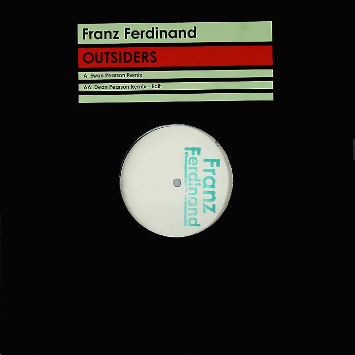 Franz Ferdinand Franz Ferdinand. Outsiders (LP) franz ferdinand franz ferdinand covers e p remixes volume 1 lp