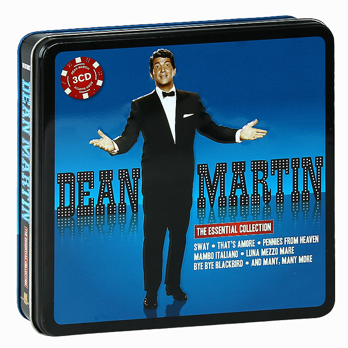 Дин Мартин Dean Martin. The Essential Collection (3 CD) дин мартин dean martin the entertainer with the casual voice at his best 4 cd