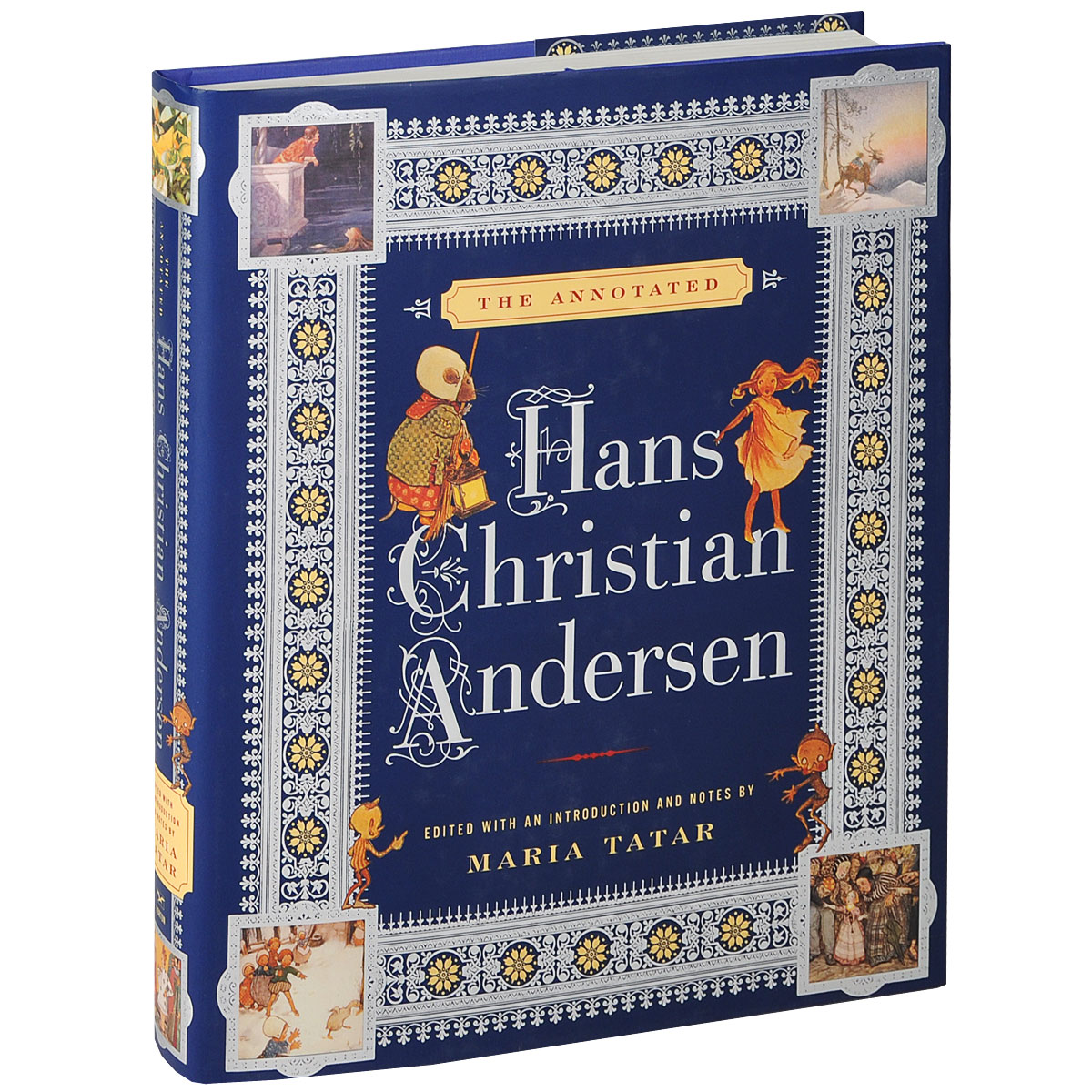 The Annotated Hans Christian Andersen аккумулятор topon top ac1830 для acer aspire one 721 753 timelinex 1551 1830t series аккумулятор для 11 1v 4400mah tc pn al10c31