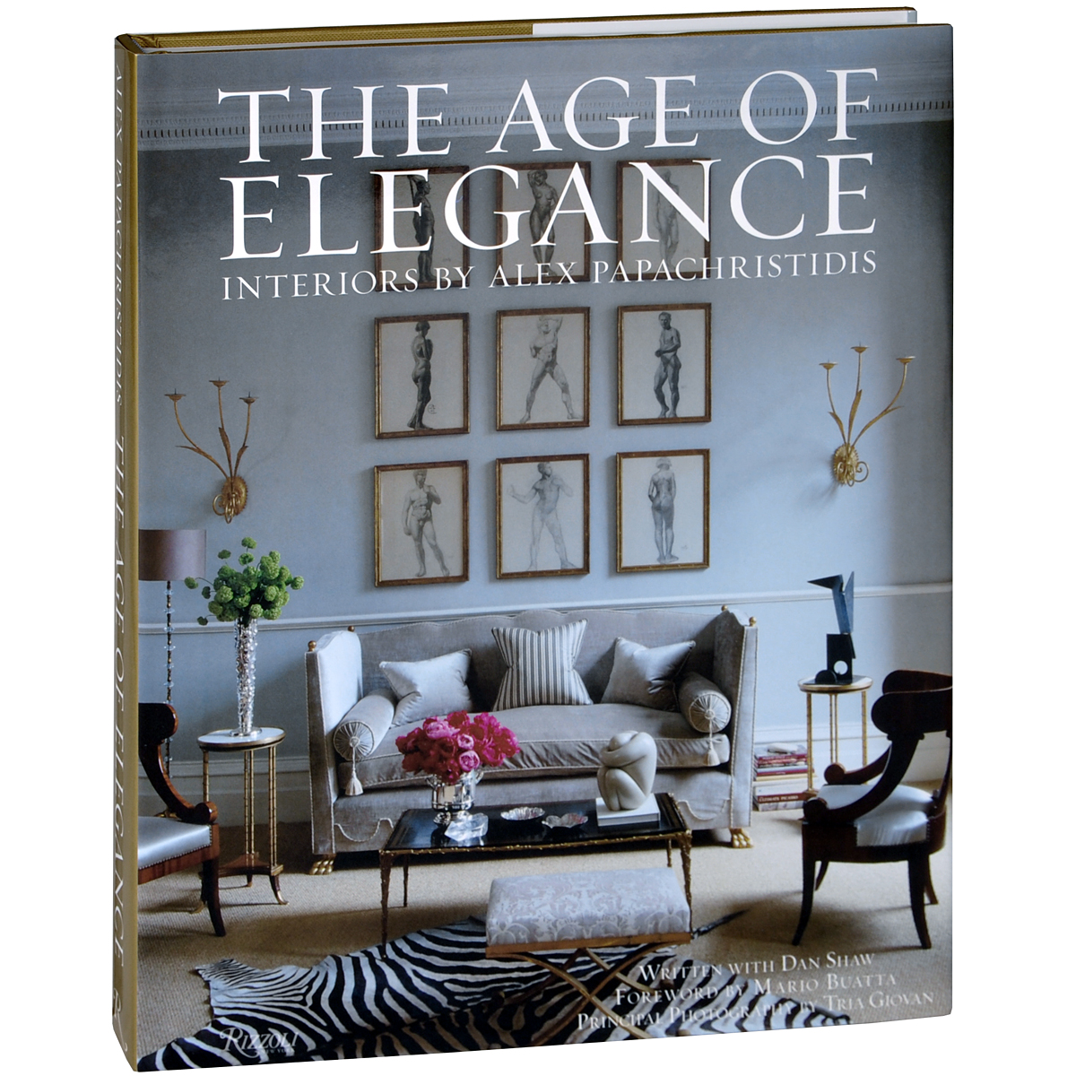 The Age of Elegance: Interiors by Alex Papachristidis intername vera gerasimova houses apartments dressing of an interior