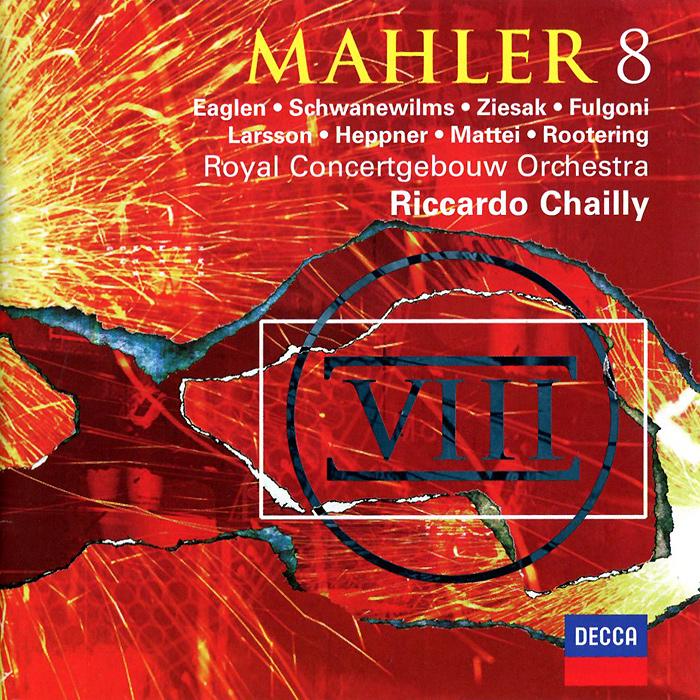 Royal Concertgebouw Orchestra,Риккардо Шайи,Prague Philharmonic Chorus,Netherlands Radio Chor Royal Concertgebouw Orchestra, Riccardo Chailly. Mahler. Symphony No.8