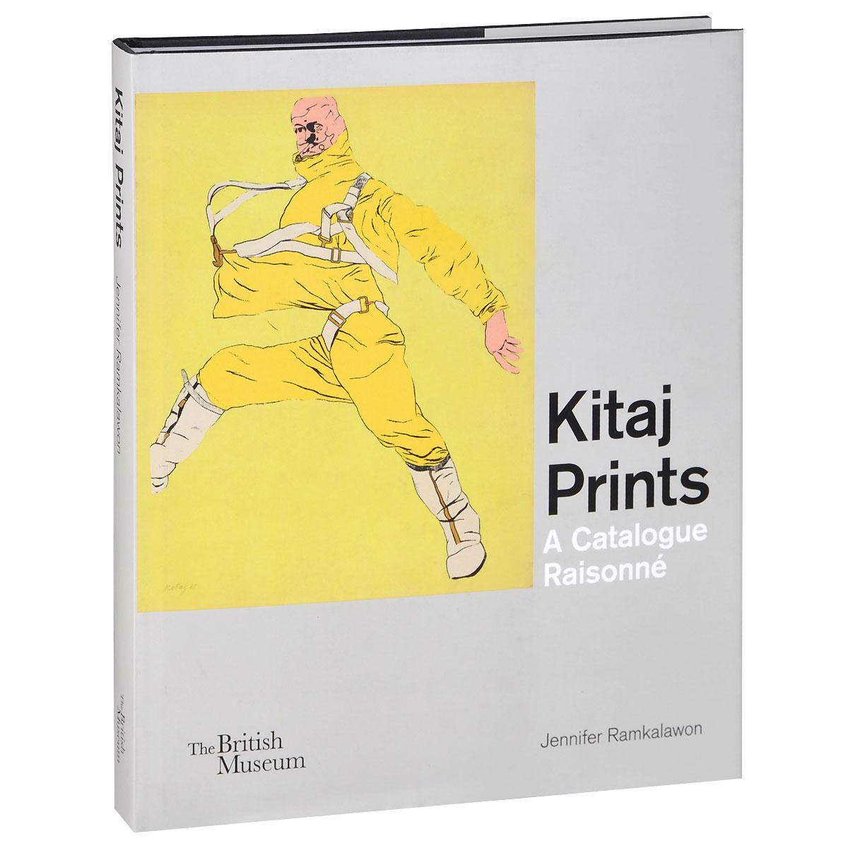 Kitaj Prints: A Catalogue Raisonne pardo patrick dean robert john baldessari catalogue raisonne volume 2 1975 1986