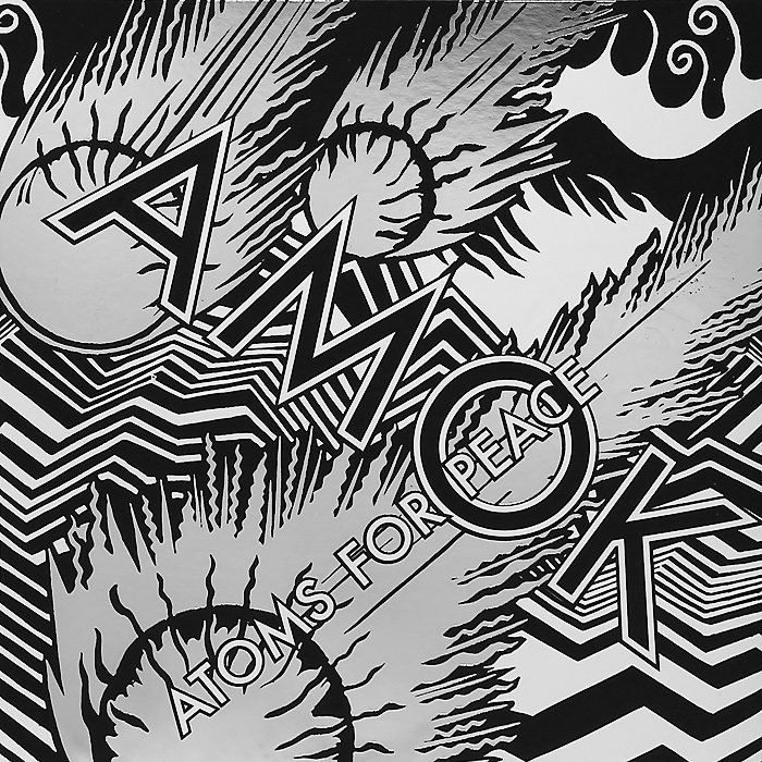 Atoms For Peace Atoms For Peace. Amok. Limited Edition