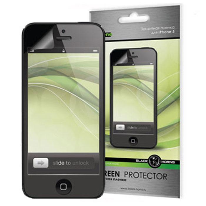 Black Horns защитная пленка для iPhone 5 (BH-iPh4019)