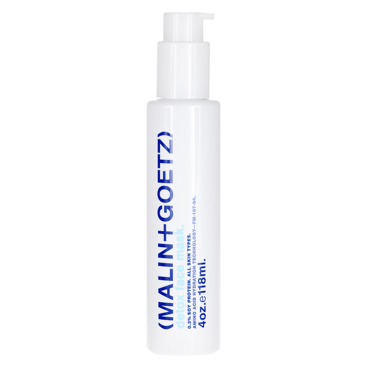Malin+Goetz Маска-детокс для лица, 118 млMG063В состав пятиминутной пенящейся маски-геля Malin+Goetz входят инновационные, обогащенные кислородом ингредиенты (вместо обычных грубых очищающих веществ и обезвоживающей кожу глины), которые обеспечивают глубокое очищение пор и избавление от загрязнений, жира и макияжа, не вызывая раздражения кожи и не разрушая ее гидролипидный барьер. Витамин С стабилизирует кожу, витамин Е оказывает антиоксидантное действие, а соевый протеин укрепляет кожу и борется с процессами старения. Комплекс аминокислот и натуральный экстракт миндаля мягко эффективно очищают и успокаивают кожу, делая ее сияющей. Полностью смывается водой. Кожа становится гладкой и ровной. Характеристики:Объем: 118 мл. Производитель: США. Товар сертифицирован.
