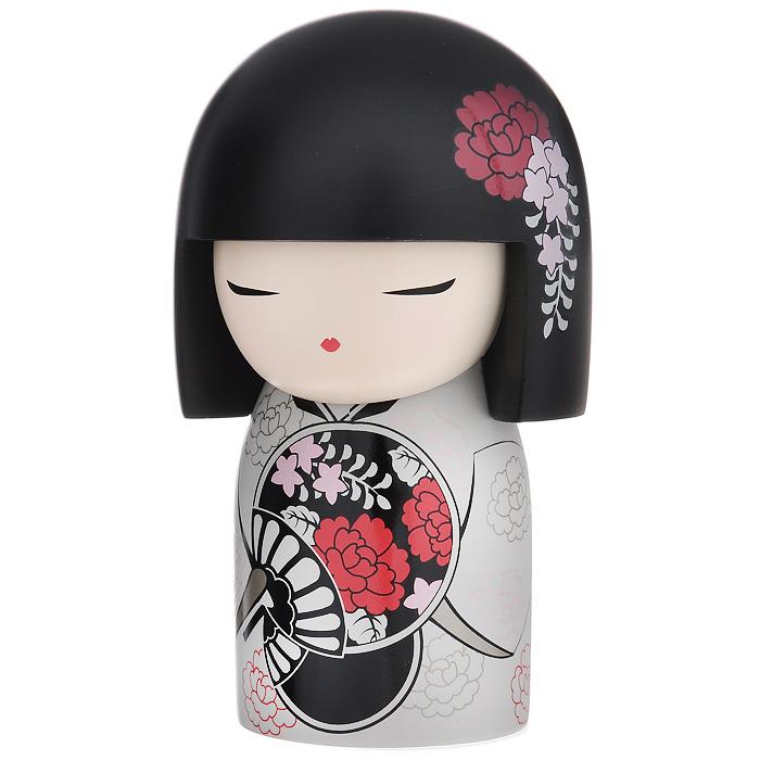 Кукла-талисман Kimmidoll Михо (Артистичность), размер Maxi. TGKFL074TGKFL074Кукла-талисман Kimmidoll Михо (Артистичность) выполнена из искусственного камня в традиционном японском стиле. Привет, меня зовут Михо! Я талисман артистичности. Мой дух создает и придумывает! Раскрывая границы своего воображения, вы призываете мой дух! Позвольте вашей артистичной и художественной натуре придать новое значение простой истине: даже самое обыденное может быть экстраординарным!. Кокеши (японская матрешка) - это традиционная японская кукла. Дарится в знак дружбы, симпатии, любви или по поводу какого-либо приятного события! Считается, что это не только приятный сувенир, но и талисман, который приносит удачу в делах, благополучие в доме и гармонию в душе! Кукла-талисман упакована в подарочную коробку. Характеристики:Материал: искусственный камень (полирезин). Диаметр основания куклы: 4,3 см. Высота куклы: 10,5 см. Размер упаковки: 8,5 см х 8,5 см х 13,5 см. Артикул: TGKFL074.