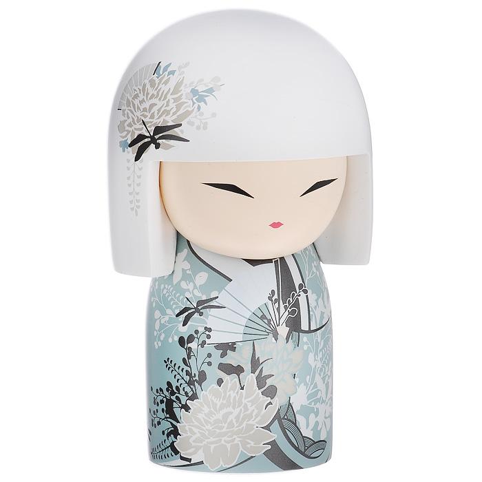 Кукла-талисман Kimmidoll Миюна (Изящность), размер Maxi. TGKFL072TGKFL072Кукла-талисман Kimmidoll Миюна (Изящность) выполнена из искусственного камня в традиционном японском стиле. Привет, меня зовут Миюна. Я талисман элегантности и изящества. Я очаровательная и терпеливая. Ваш простой, но изысканный стиль воплощает вечные достоинства моего духа. Пусть ваша природная грация и неувядающая красота отражается во всем, что вы делаете, вдохновляя всех тех, кто любит и восхищается вами. Кокеши (японская матрешка) - это традиционная японская кукла. Дарится в знак дружбы, симпатии, любви или по поводу какого-либо приятного события! Считается, что это не только приятный сувенир, но и талисман, который приносит удачу в делах, благополучие в доме и гармонию в душе! Кукла-талисман упакована в подарочную коробку. Характеристики:Материал: искусственный камень (полирезин). Диаметр основания куклы: 4,3 см. Высота куклы: 10,5 см. Размер упаковки: 8,5 см х 8,5 см х 13,5 см. Артикул: TGKFL072.