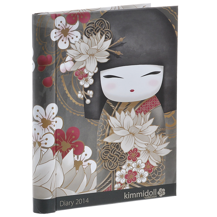 "Ежедневник Kimmidoll ""Тацуми (Лидерство)"", на 2014 год. KSDD005"