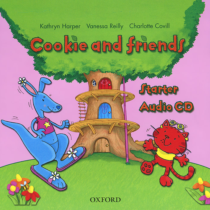 Cookie and Friends Starter (аудиокурс CD) welcome starter a class cd для занятий в классе cd