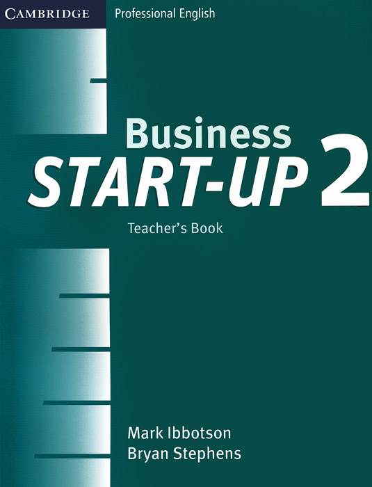 Business Start-up 2: Teacher's Book business start up 2 student s book