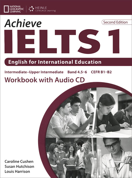 Achieve IELTS 1: English for International Education (+ CD) point systems migration policy and international students flow