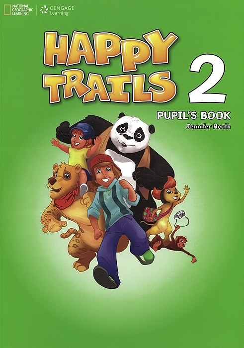 Happy Trails 2: Pupil's Book (+ CD) learning to read across languages and writing systems