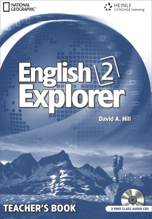 English Explorer 2: Teacher's Book (+ 2 CD) fantastic cities a coloring book of amazing places real and imagined