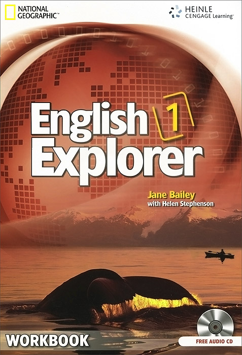 English Explorer: Workbook 1 (+ CD) english world workbook 1