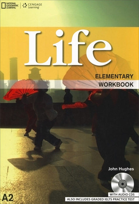 Life Elementary Workbook (+ 2 CD) global elementary coursebook with eworkbook pack