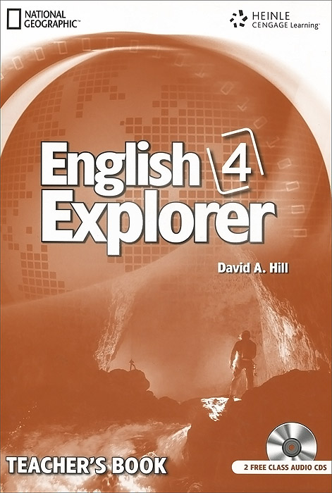 English Explorer 4: Teacher's Book (+ 2 CD) fantastic cities a coloring book of amazing places real and imagined