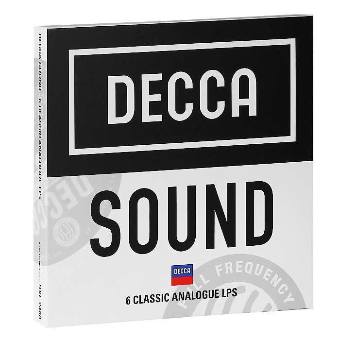 Decca Sound. Classic Analogue LPs. Limited Edition (6 LP) игорь стравинский igor stravinsky czech philharmonic orchestra conductor karel ancerl le sacre du printemps the rite of spring lp