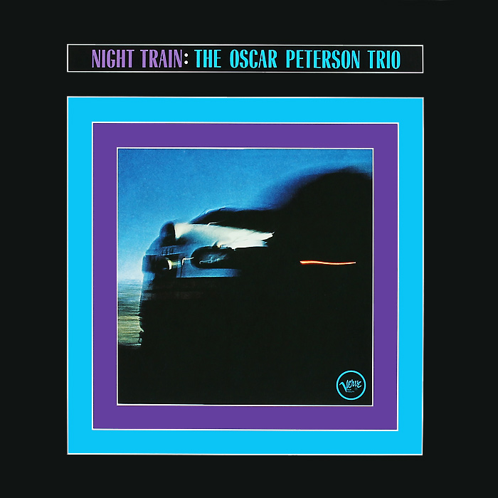 The Oscar Peterson Trio The Oscar Peterson Trio. Night Train (LP) oscar peterson oscar peterson night train 180 gr