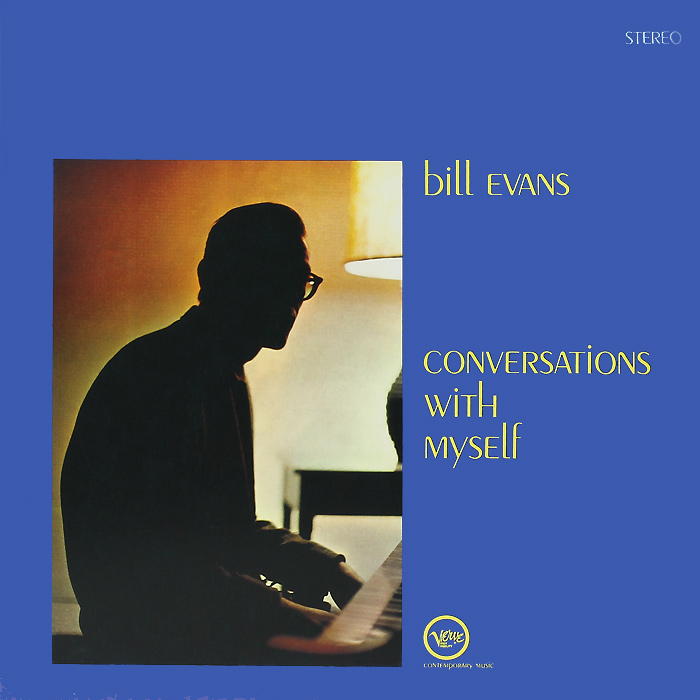 Билл Эванс Bill Evans. Conversations With Myself (LP) the bill evans trio bill evans trio explorations