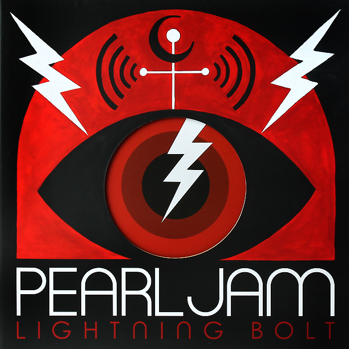Pearl Jam Pearl Jam. Lightning Bolt (LP) pearl jam let s play two dvd cd